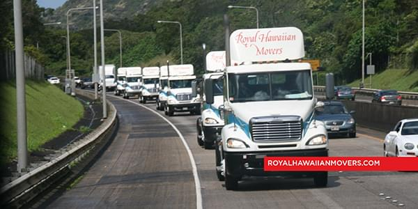 Hawaii Trucking Parade